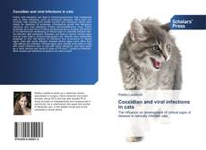Capa do livro de Coccidian and viral infections in cats