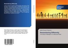 Bookcover of Remembering Differently