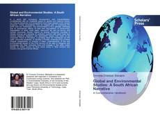 Bookcover of Global and Environmental Studies: A South African Narrative