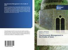 The Economic Management in the Cradle of Islam kitap kapağı