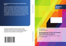 Portada del libro de Enlargement of the European Administrative Space