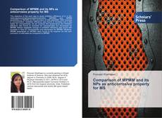 Bookcover of Comparison of MPMM and its NPs as anticorrosive property for MS
