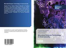 Microbial Enzyme Technology in food security的封面