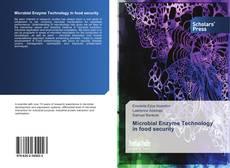 Microbial Enzyme Technology in food security kitap kapağı