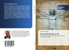 Bookcover of Anato-physiology of Art