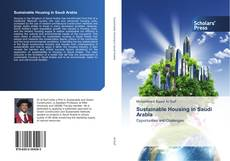 Bookcover of Sustainable Housing in Saudi Arabia