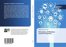 Bookcover of Principles of Wireless Communications