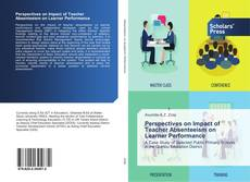 Bookcover of Perspectives on Impact of Teacher Absenteeism on Learner Performance