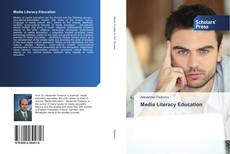 Bookcover of Media Literacy Education