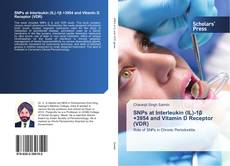 Bookcover of SNPs at Interleukin (IL)-1β +3954 and Vitamin D Receptor (VDR)