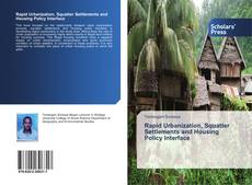 Bookcover of Rapid Urbanization, Squatter Settlements and Housing Policy Interface
