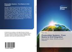 Bookcover of Photovoltaic Systems - From Basics to Grid Integration