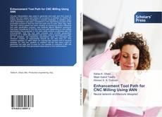 Capa do livro de Enhancement Tool Path for CNC Milling Using ANN