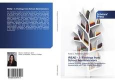 Bookcover of IREAD - 3: Findings from School Administrators