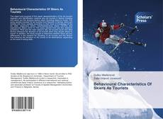 Capa do livro de Behavioural Characteristics Of Skiers As Tourists