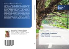 Bookcover of Landscape Character Assessment