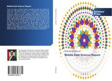 Bookcover of Middle East Science Report