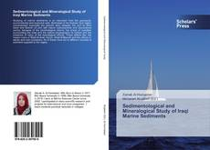 Bookcover of Sedimentological and Mineralogical Study of Iraqi Marine Sediments