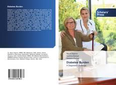 Обложка Diabetes Burden