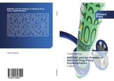 Buchcover von NAFDAC and the Polotics of National Drug Policy Implementation