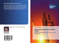 Bookcover of Hardware Designing of Active Filters