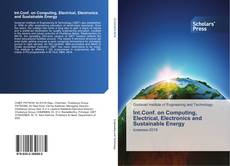 Bookcover of Int.Conf. on Computing, Electrical, Electronics and Sustainable Energy