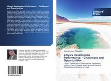 Portada del libro de Libya's Desalination Performance: - Challenges and Opportunities