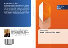 Bookcover of Read Think Discuss Write