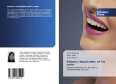 Buchcover von Esthetic rehabilitation of the smile