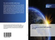 Road to small SAR satellite design kitap kapağı