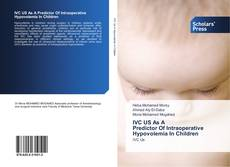Обложка IVC US As A Predictor Of Intraoperative Hypovolemia In Children