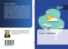 Bookcover of Models of Motivation