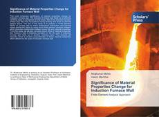 Significance of Material Properties Change for Induction Furnace Wall的封面