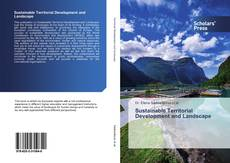 Bookcover of Sustainable Territorial Development and Landscape