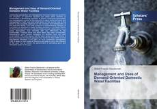 Couverture de Management and Uses of Demand-Oriented Domestic Water Facilities