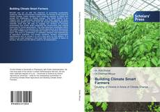Capa do livro de Building Climate Smart Farmers