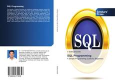 Bookcover of SQL Programming