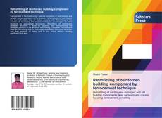 Bookcover of Retrofitting of reinforced building component by ferrocement technique