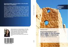 Bookcover of Experimentalism and Innovation in the Kurdish Short Story in Bahdinan
