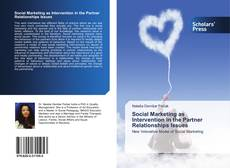 Capa do livro de Social Marketing as Intervention in the Partner Relationships Issues