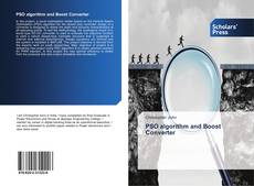 Bookcover of PSO algorithm and Boost Converter