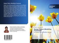 Couverture de Design Pattern Modelling Framework