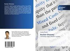 Bookcover of Nuclear Glossary