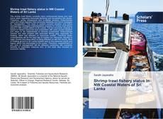 Capa do livro de Shrimp trawl fishery status in NW Coastal Waters of Sri Lanka