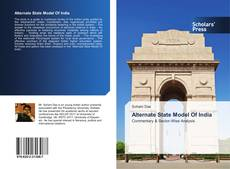 Couverture de Alternate State Model Of India