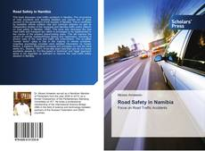 Road Safety in Namibia kitap kapağı