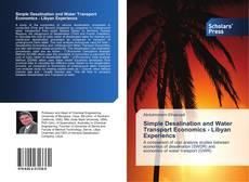 Borítókép a  Simple Desalination and Water Transport Economics - Libyan Experiencs - hoz