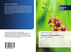 Copertina di Theory of Computation