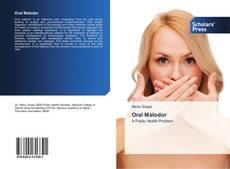 Buchcover von Oral Malodor
