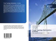 Bookcover of Truss Topology Optimization: A review